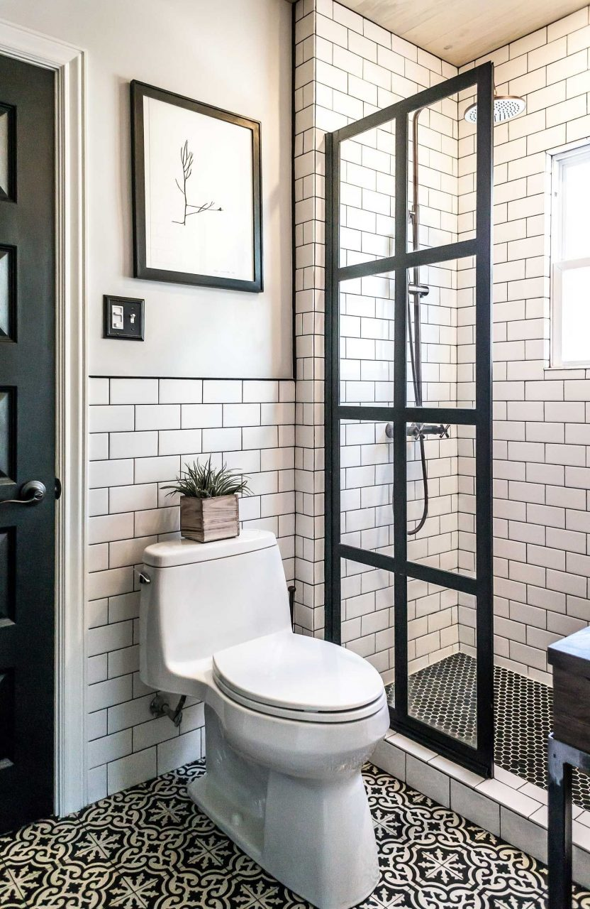 Small Bathroom Remodel Pinterest Old House Bat 2606