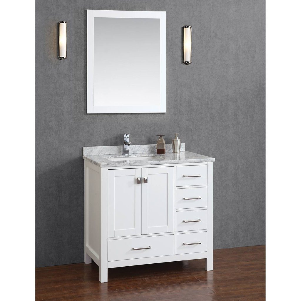 Solid Wood Vanity Units For Bathrooms Loccie Better Homes Gardens