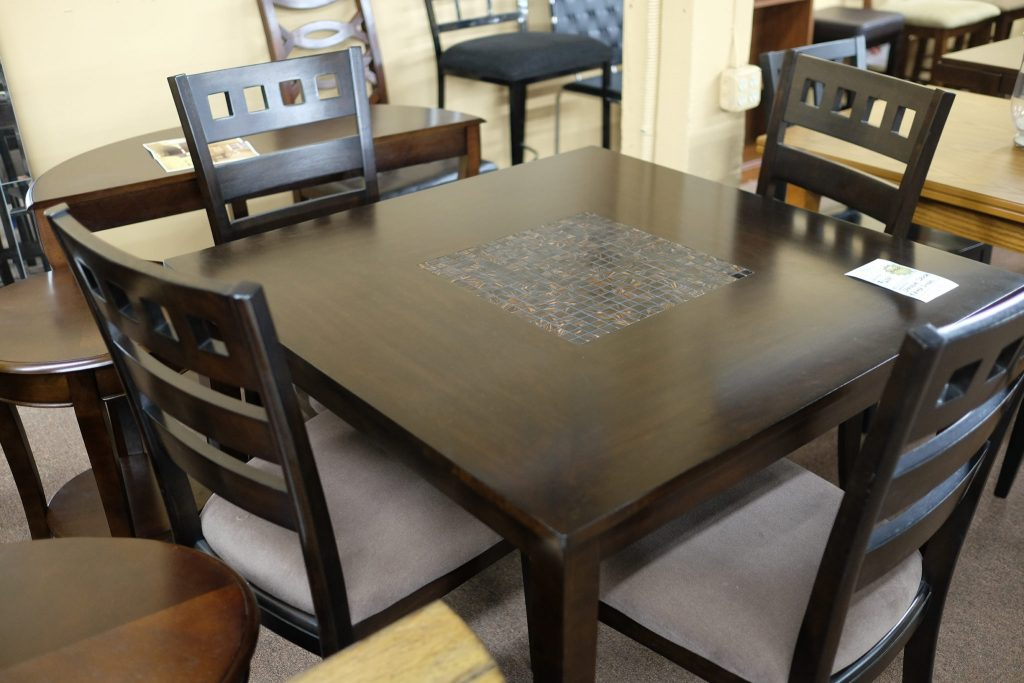 Standard Sparkle 5 Piece Dinette Pittsburgh Furniture Leasing