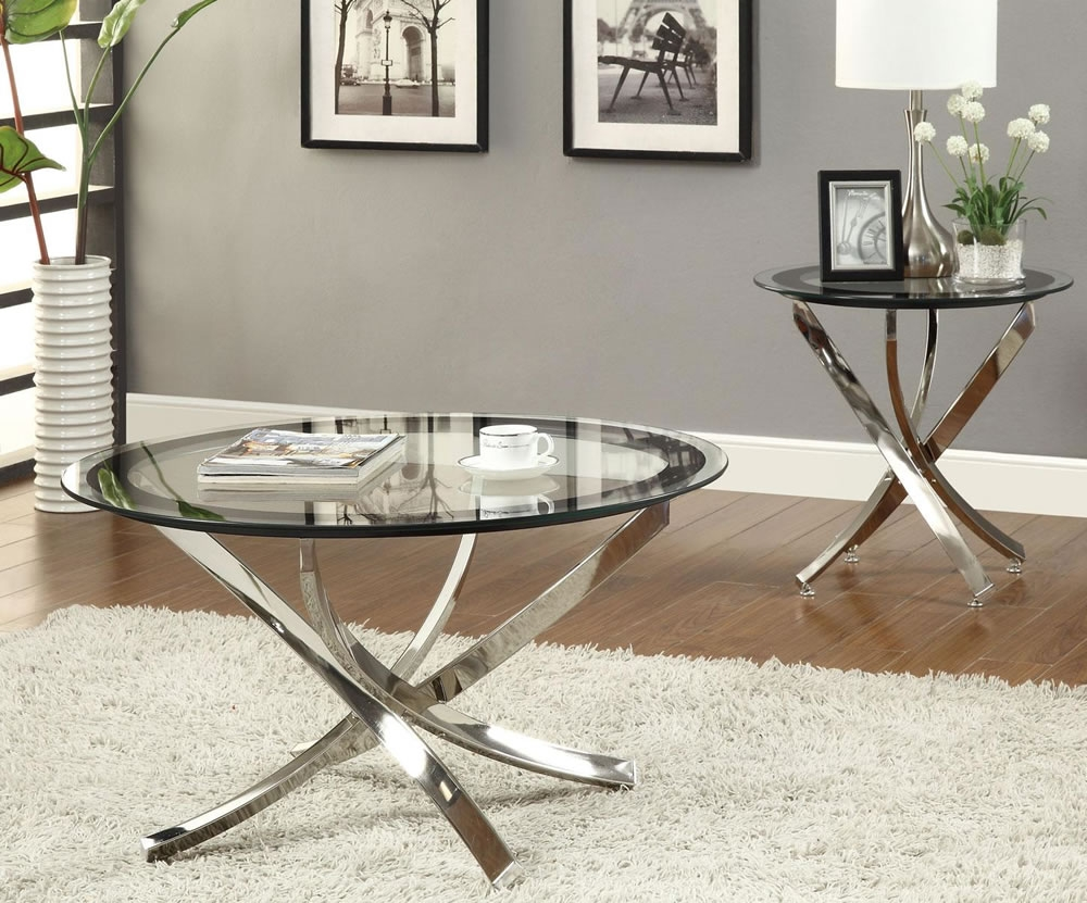 Stylish 30 Glass Coffee Tables That Bring Transparency To Your
