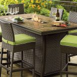 Stylish Patio Fire Pit Table Life On The Move The Best Patio