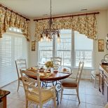 Surprising Ideas Valances For Dining Room Curtain Curtains