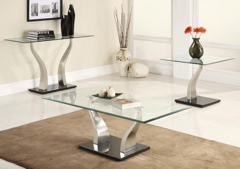 Table Big Coffee Tables Black And Glass Coffee Table Sets Black And