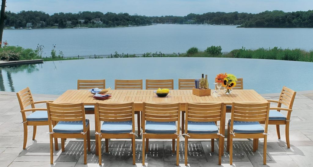 Teak Furniture Chicago New Country Casual Teak