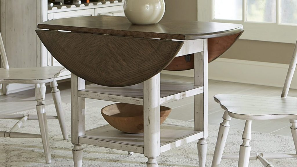 Top 5 Drop Leaf Table Styles For Small Spaces Overstock