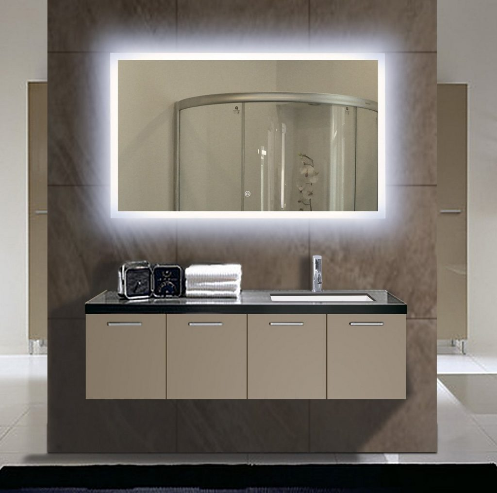 Top Bathroom Vanity Mirrors Mirror Ideas Ideas For Install