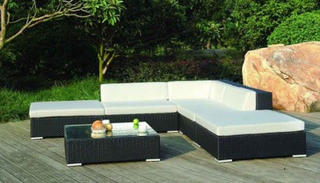 Ultra Modern Patio Furniture Glf Home Pros Pertaining To Outdoor