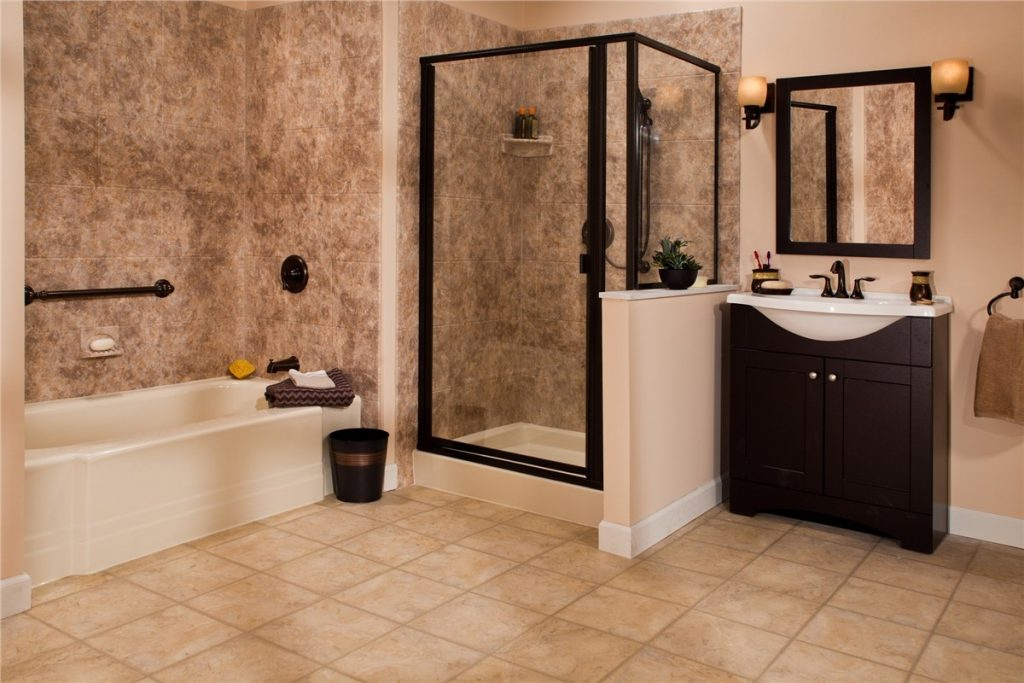 Unique Ideas Bathroom Update Learn About One Day Master Remodeling