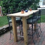 Outdoor Furniture Bar Height