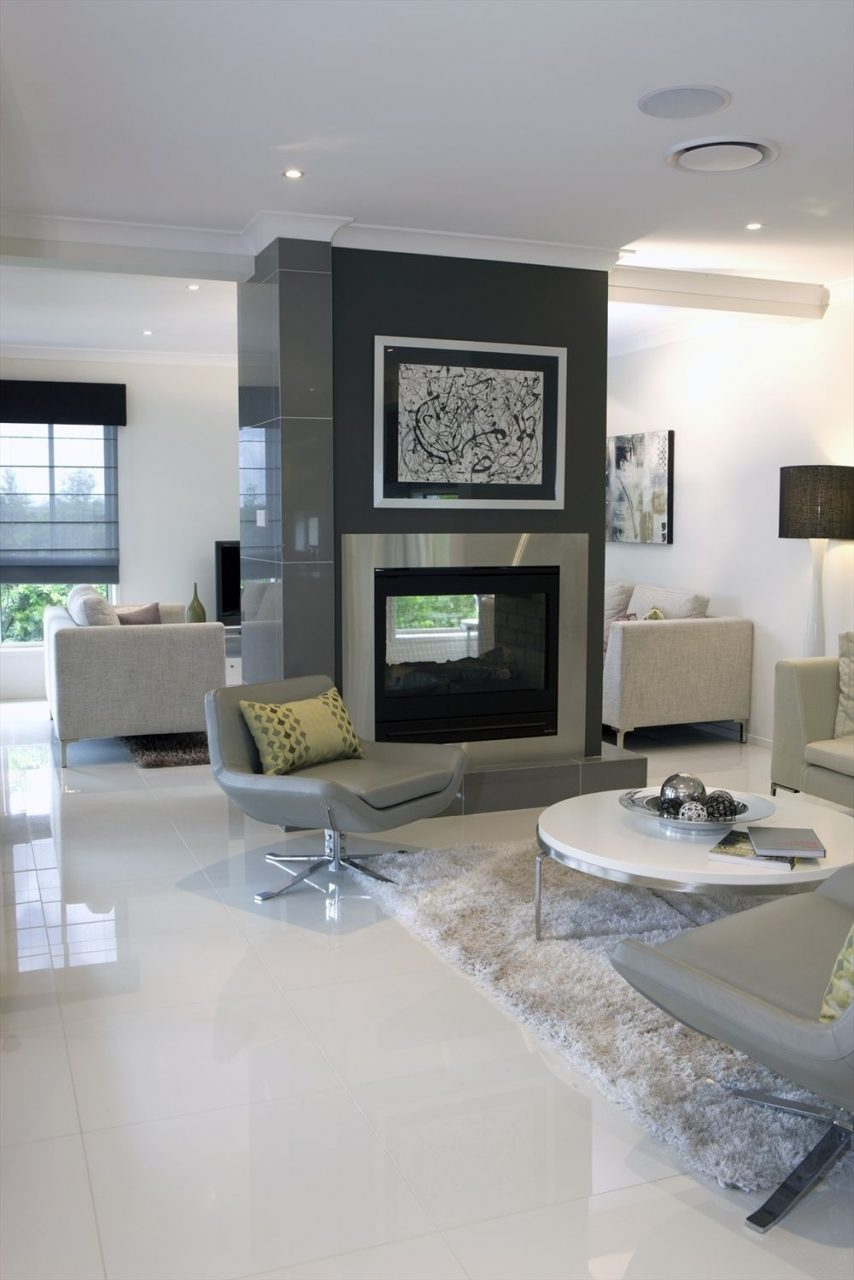 What Do You Think Of This Living Rooms Tile Idea I Got From Beaumont