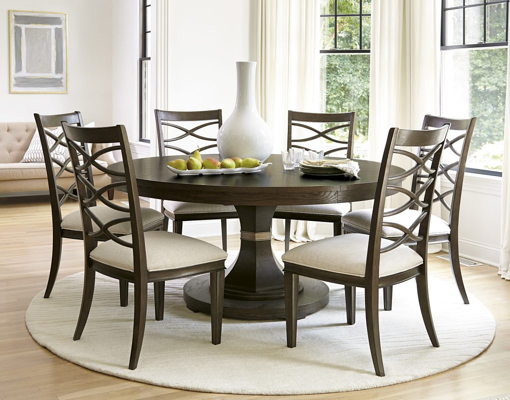 Winsome Circle Dining Room Table Sets Set In Wall Ideas Interior