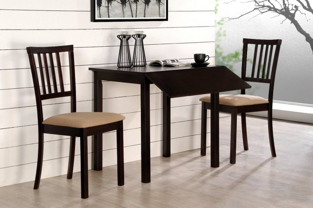 Wood Dining Room Sets For Small Spaces Zachary Horne Homes