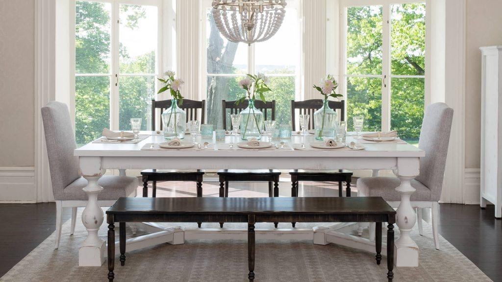 Wood Furniture For Kitchen Living And Dining Room Canadel