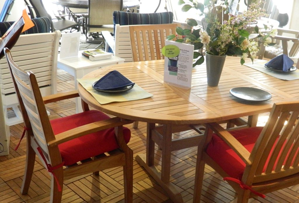 Wood Patio Furniture Raleigh Nc Outdoor Wood Patio Furniture Sets