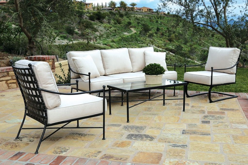 Wrought Iron Patio Furniture Buyers Guide