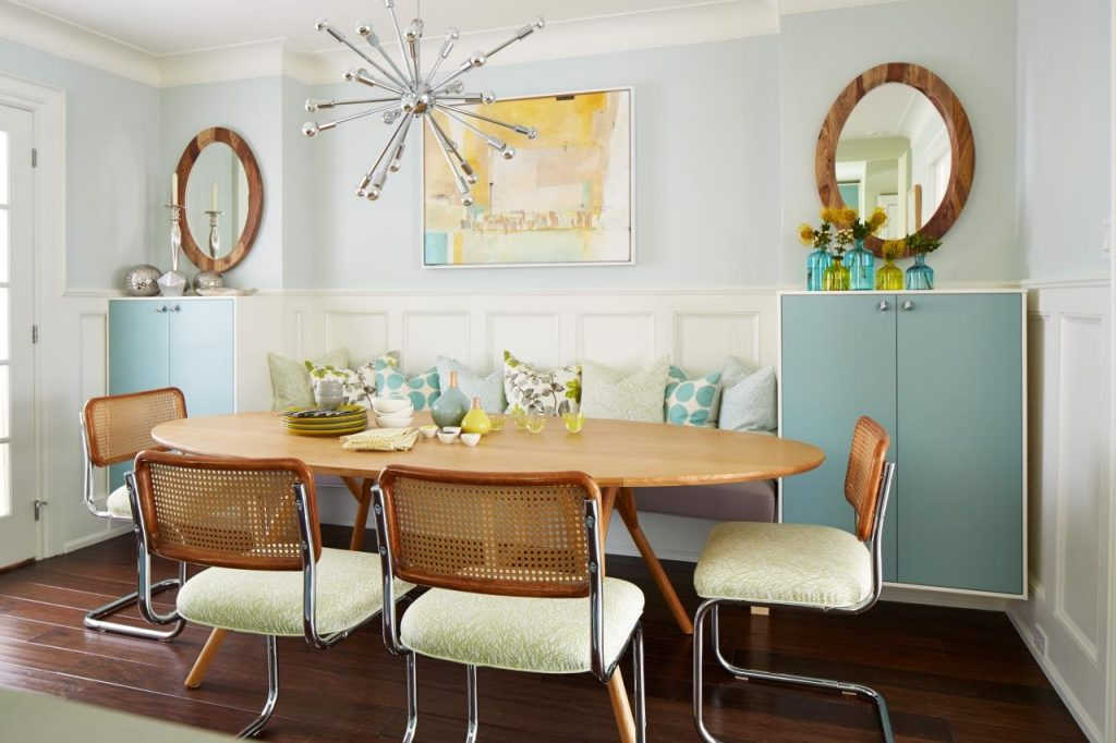 10 Chandeliers That Are Dining Room Statement Makers Hgtvs