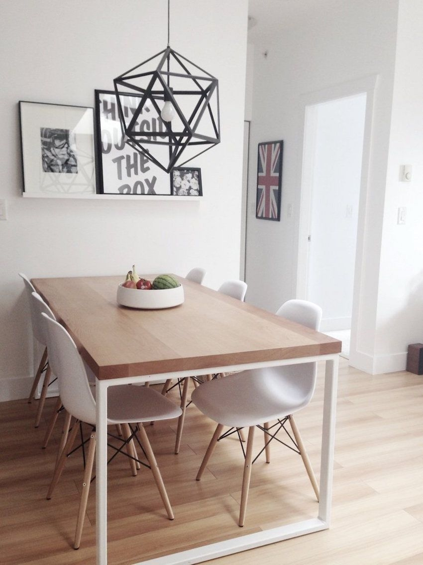 10 Inspiring Small Dining Table Ideas That You Gonna Love Minimal