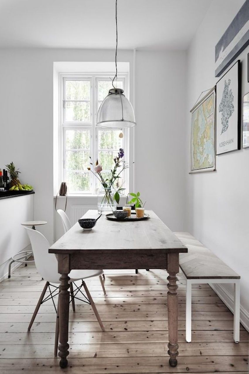 10 Narrow Dining Tables For A Small Dining Room Dining Tables