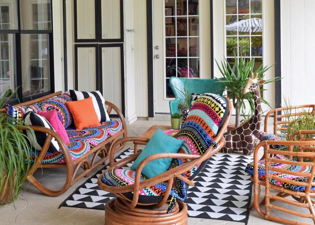 10 Patio Ideas On A Budget Hgtvs Decorating Design Blog Hgtv