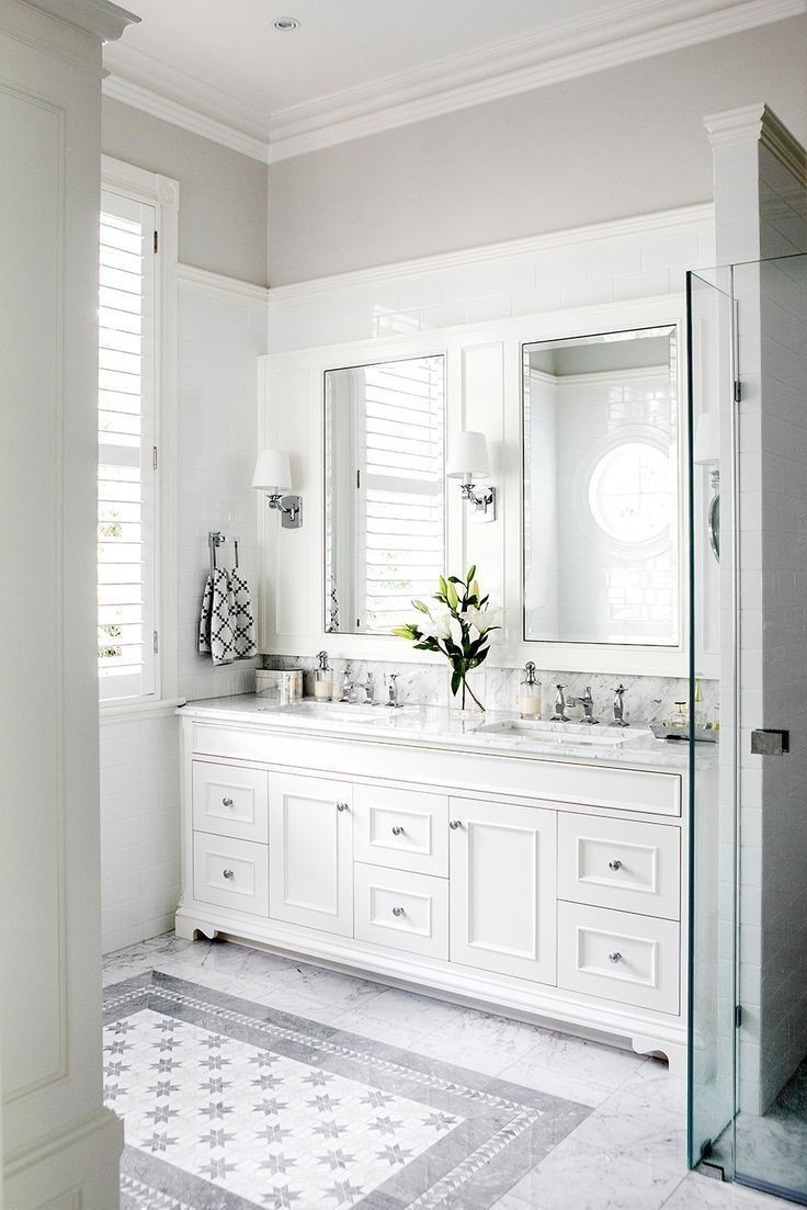15 Small White Beautiful Bathroom Remodel Ideas Home Sweet Home