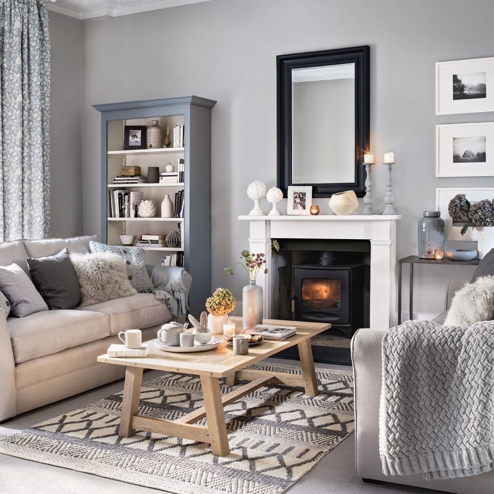 17 Grey Living Room Ideas For Grey Living Rooms That Are Elegant