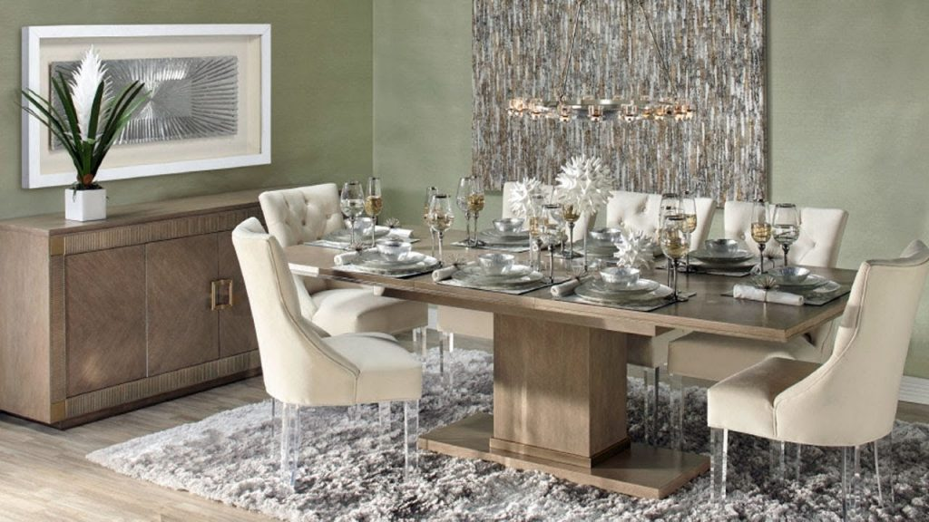 2018 Dinning Room Trends 3 Youtube