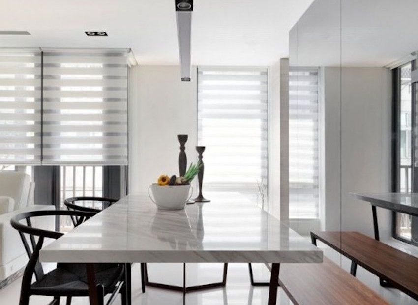 25 Timeless Minimalist Dining Rooms With Modern Dining Tables Home
