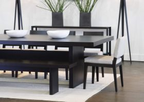Dining Room Set With Bench