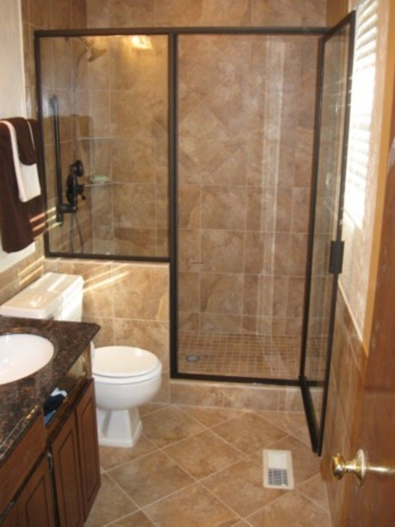 30 Best Small Bathroom Ideas Bathroom Remodel Ideas Pinterest