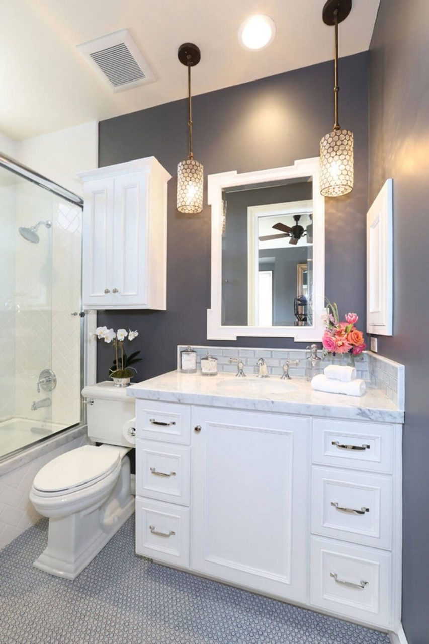 32 Small Bathroom Design Ideas For Every Taste Bathroom Ideas