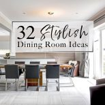 32 Stylish Dining Room Decor Ideas To Impress Your Guests The Luxpad