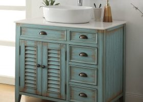 Bathroom Vanities With Bowl Sink