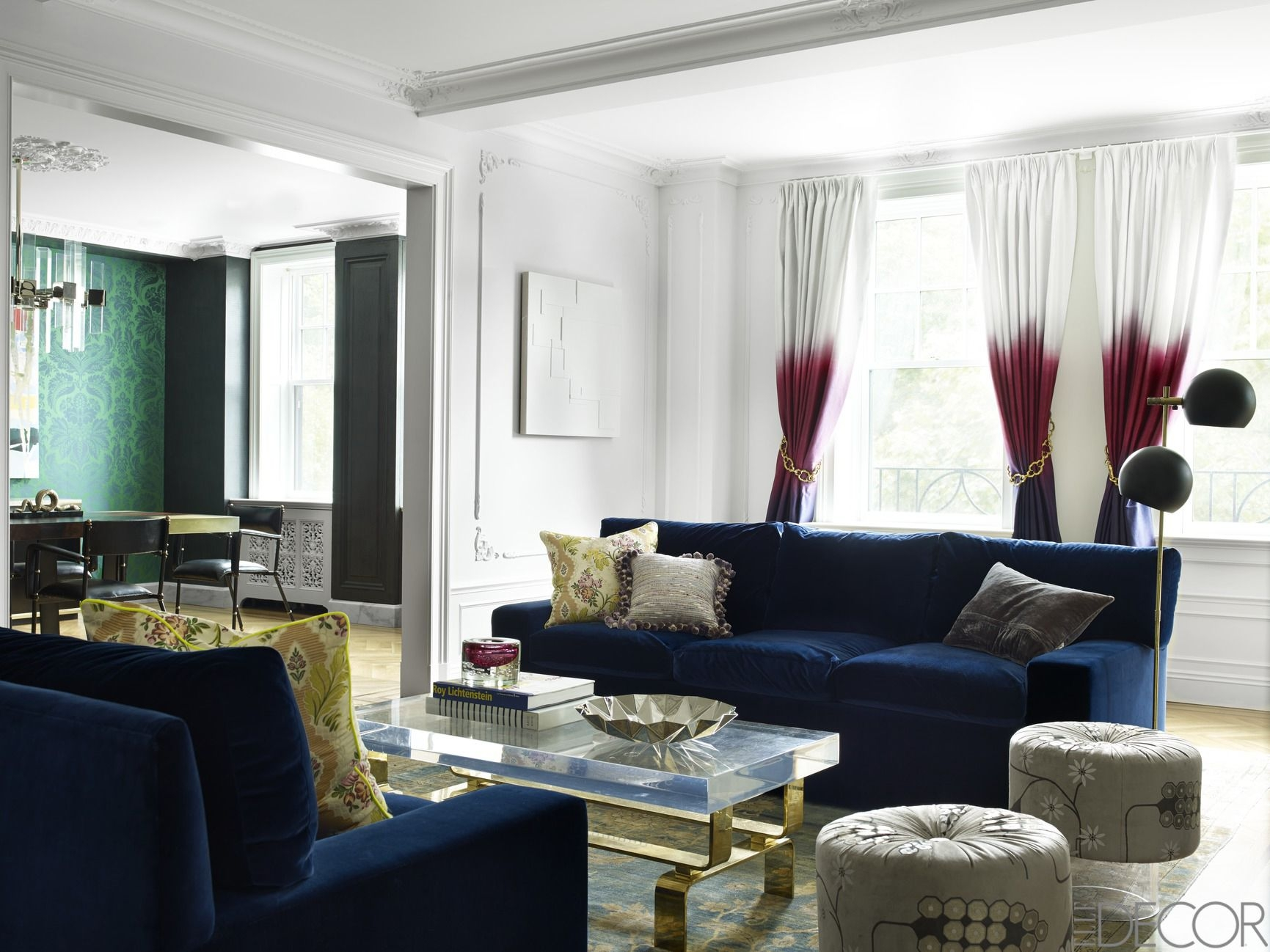 50 Inspiring Curtain Ideas Window Drapes For Living Rooms