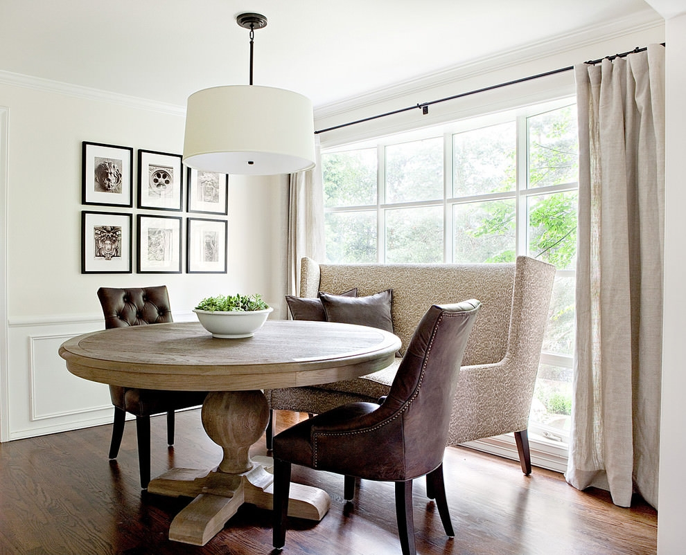 6 Modern Dining Banquette Seating