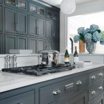 Kitchen Designs Grey Cabinets
