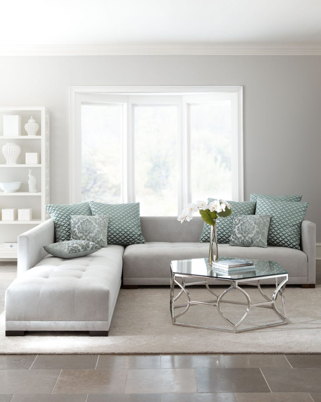 7 Ways To Use Duck Egg Blue To Spruce Up Your Living Room Decor