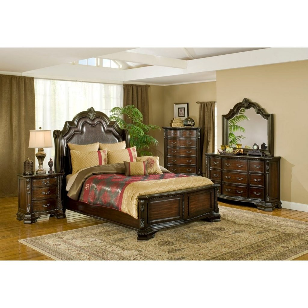 Alexandria Queen Bedroom Set Bedroom Furniture Conns