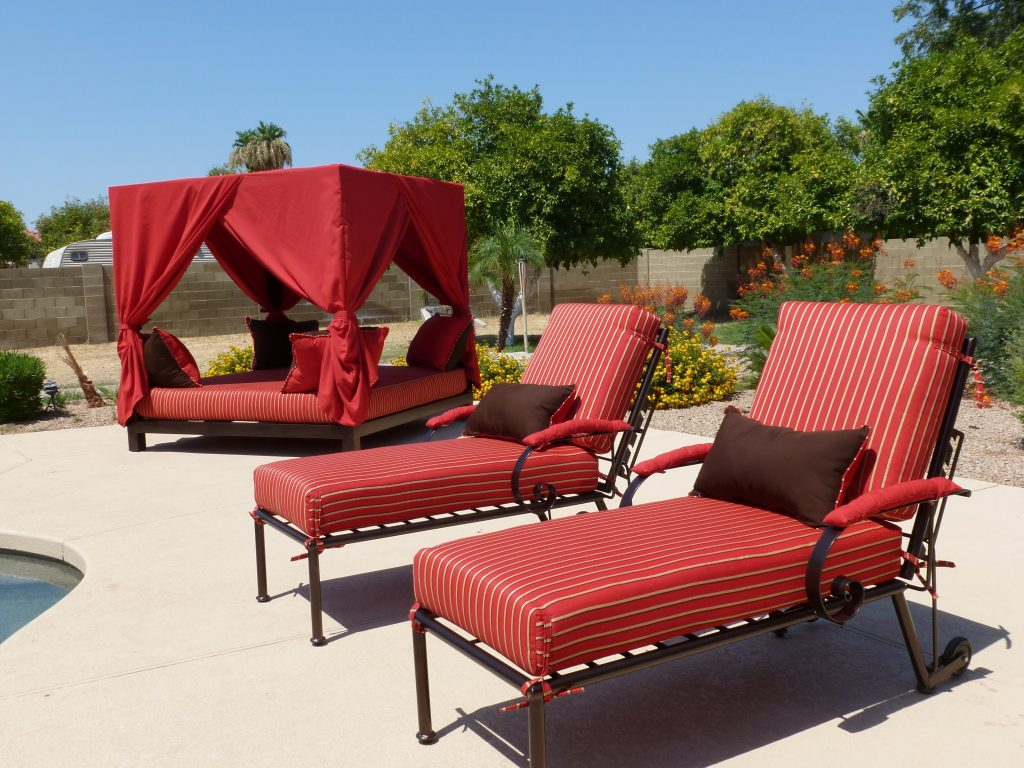Arizonaironfurniture Upscale Hand Crafted Wrought Iron Outdoor