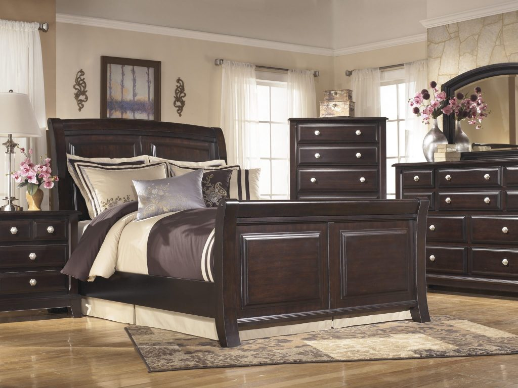 Ashley B520 Ridgley Bedroom Package Deals Best Furniture Mentor Oh