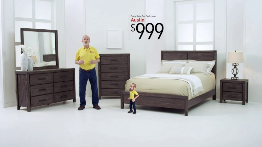 Austin 8 Piece Queen Bedroom Set Bobs Discount Furniture Youtube