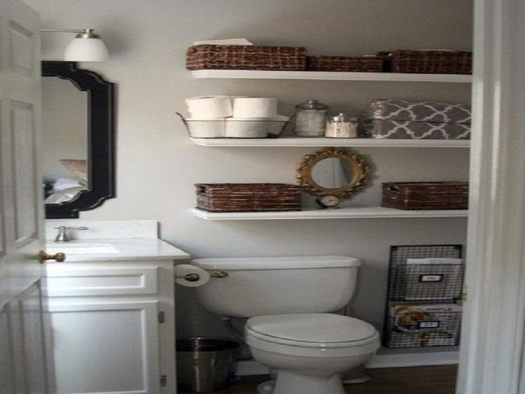 Bathroom Decor Shelf Bathroom Decoration Plan