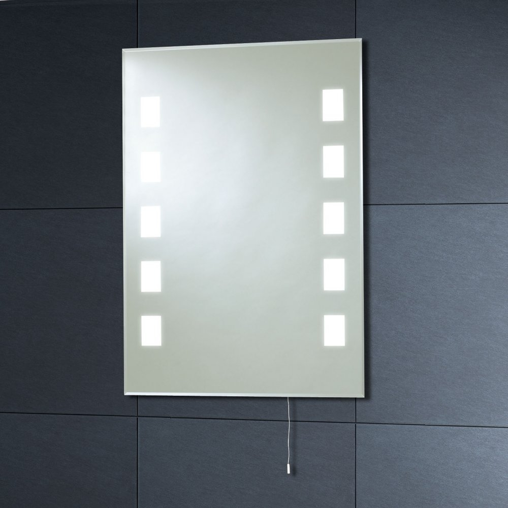 Bathroom How To Install A Bathroom Mirror With Lights The Unique