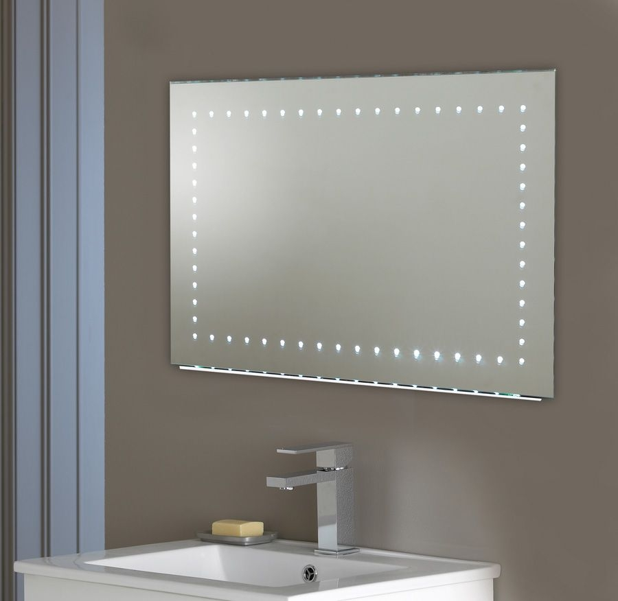 Bathroom Mirrors With Lights Illuminated Led Mirrors Shaver
