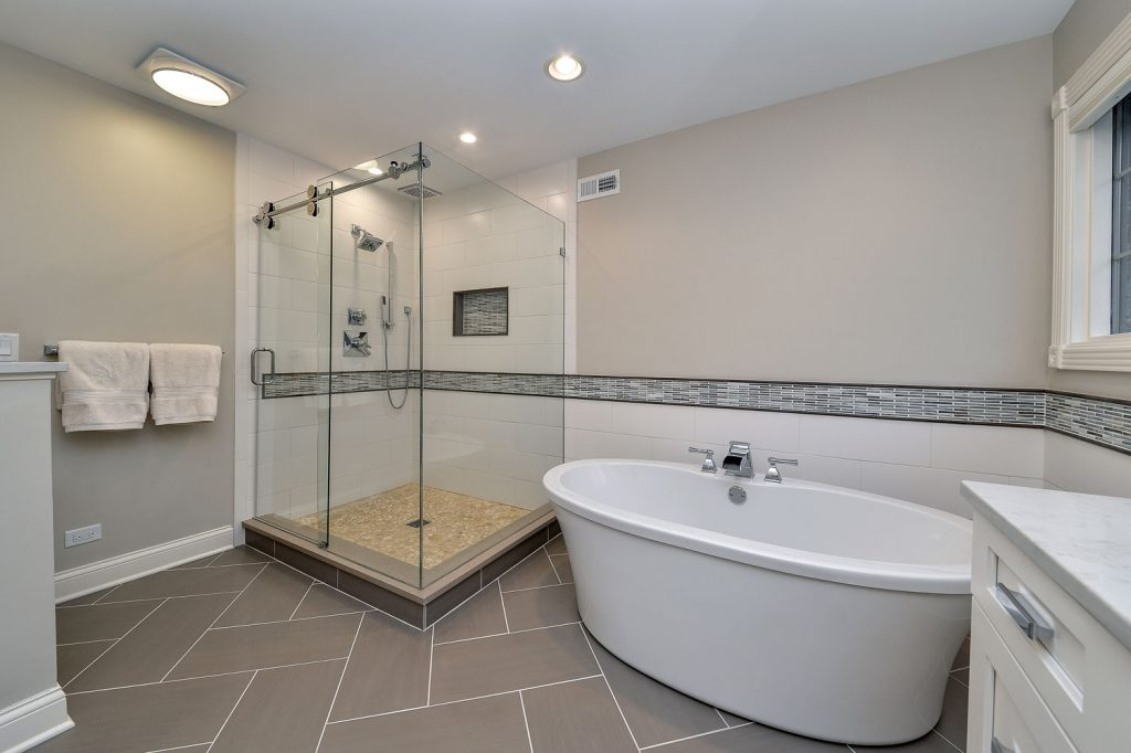 Bathroom Remodel Glenview Il Darek Sons Remodeling Contractors