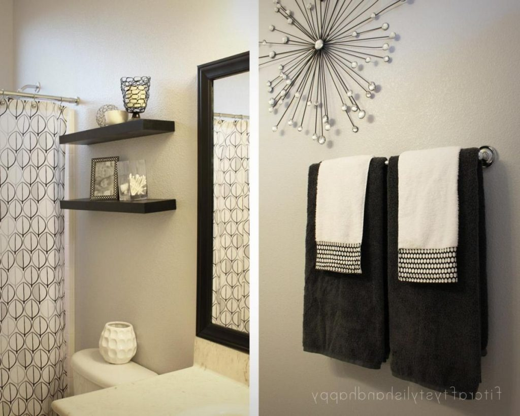 Bathroom Towel Design Ideas Captivating Towel Holder Ideas For