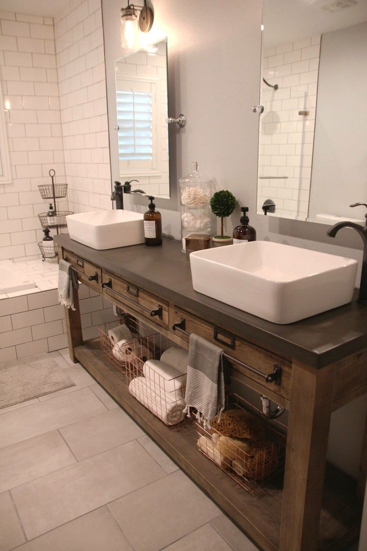 Bathroom Vanity Ideas Double Sink With Lighting Single Home Design