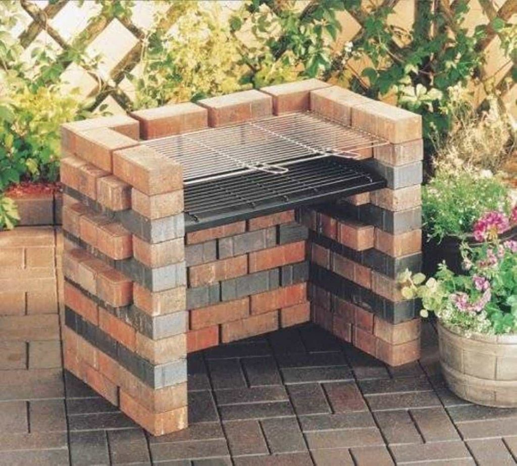 Bbq Grill Design Ideas 5444