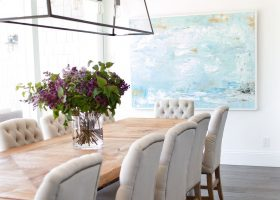 Dining Room Lighting Farmhouse