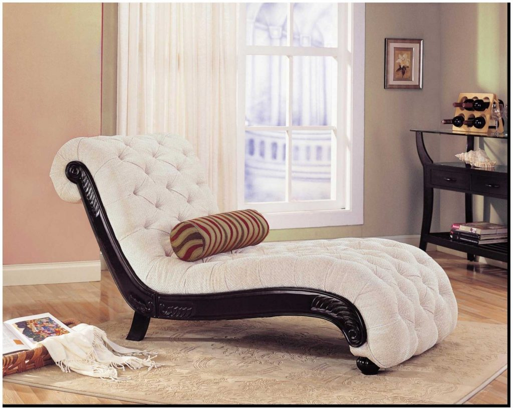 Bedroom Chairs Indoor Chaise Lounge Chairs White Colour Indoor For