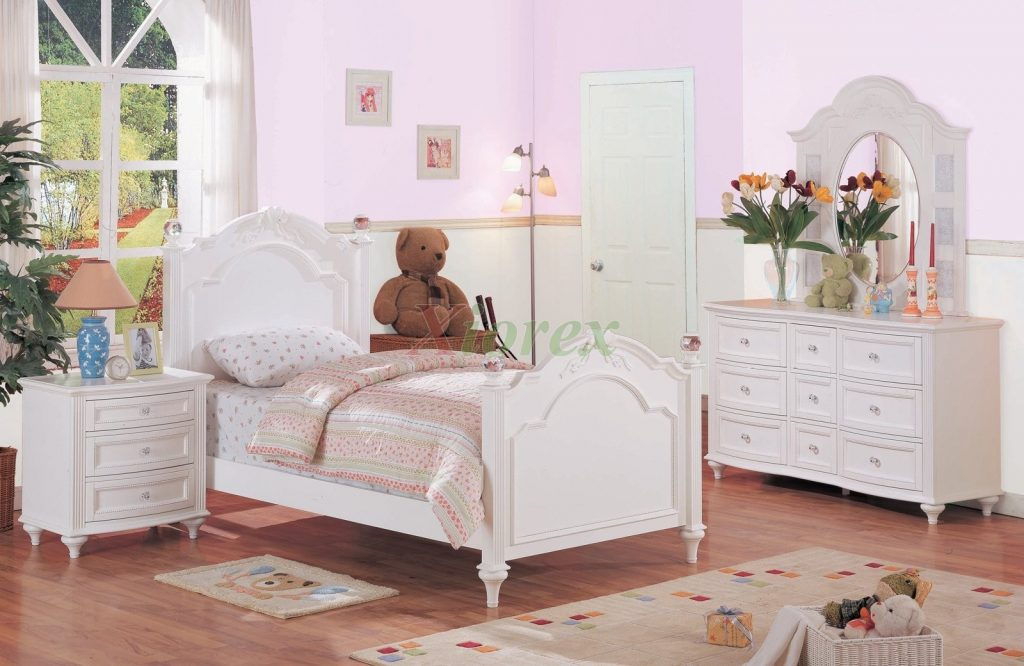 Benefits Of Using Childrens White Bedroom Furniture For Your Childs